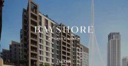 Bayshore at Creek Beach in Dubai Creek Harbour by Emaar Properties