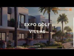 Expo Golf Villas | Emaar South | By Emaar Properties