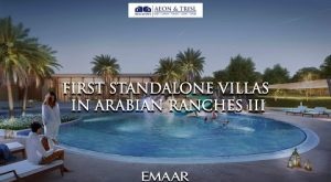 First Standalone Villas in Arabian Ranches III | EMAAR Properties | Aeon & Trisl
